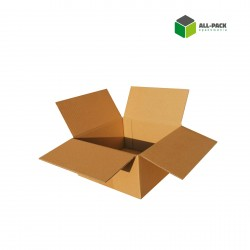 Karton klapowy 250x200x150 (Paleta: 1000sztuk) InPost B