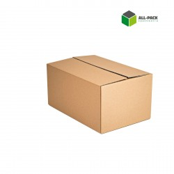 Karton klapowy 640x380x80       (Komplet: 10sztuk) InPost A
